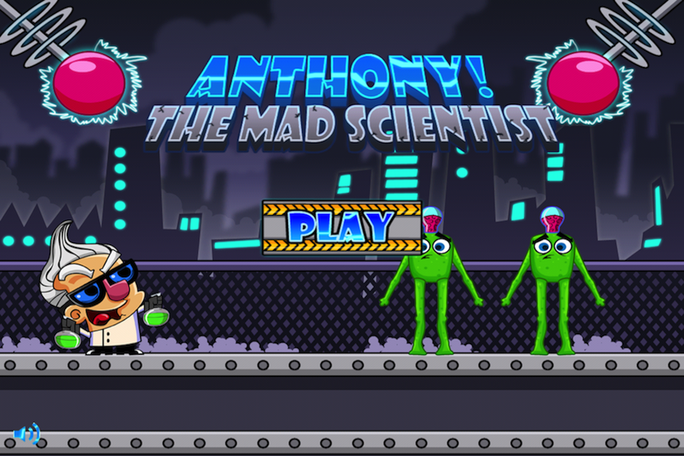 Screenshot Anthony – The Mad Scientist Lite
