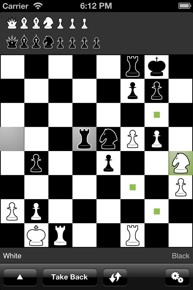 Screenshot iChess (Free)